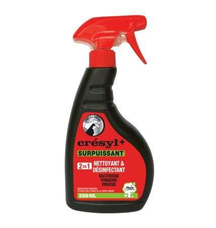 Nettoyant désinfectant pour poulailler, anti-parasites